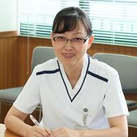 田野邉 悦子(皮膚・排泄ケア認定看護師)の画像