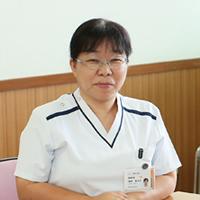 塩見 美代子(摂食・嚥下障害看護認定看護師)の画像