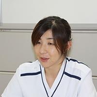牧野 敦子(がん性疼痛看護認定看護師)の画像