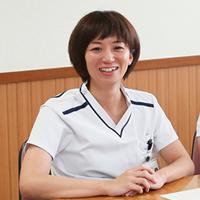 水口 尚子(感染管理認定看護師)の画像