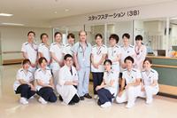 3B病棟 【循環器内科・呼吸器外科・小児科・産婦人科・ICU・NICU】の画像