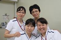 外来化学療法室の画像